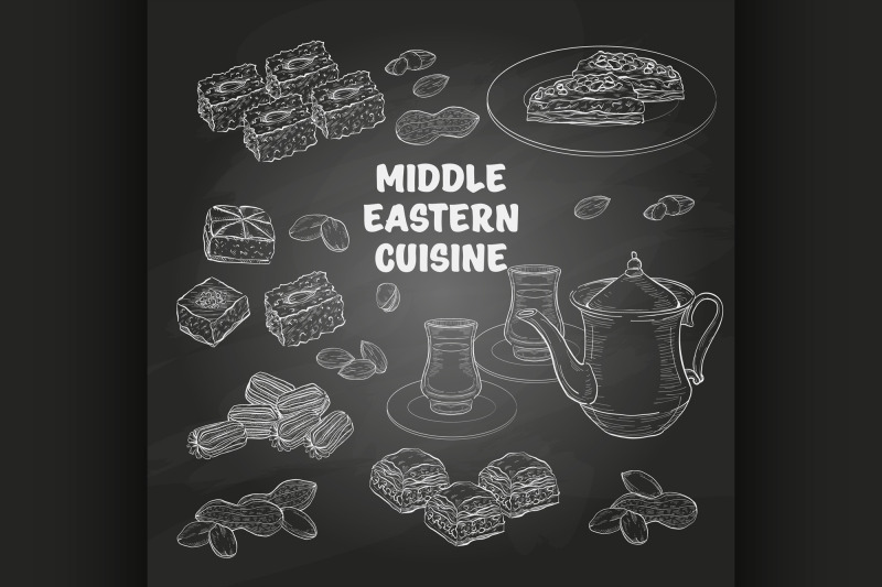 arabic-food-middle-eastern-sweets-and-tea-9