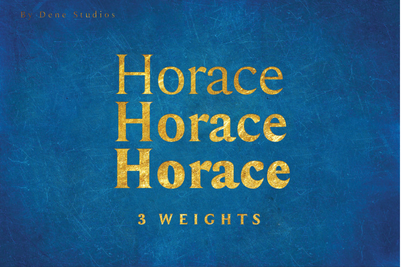 horace-a-strong-serif-type
