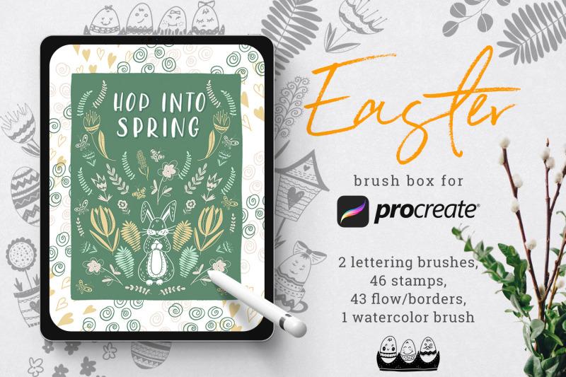 easter-brush-box-for-procreate