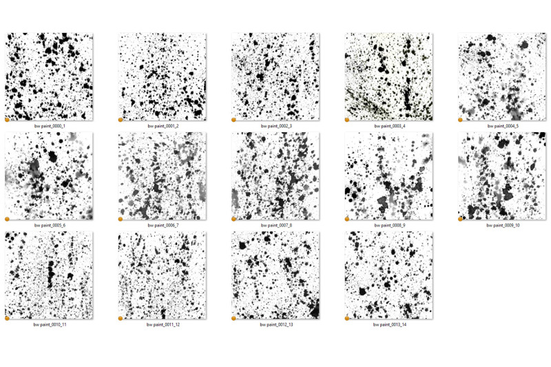 black-and-white-paint-splatters-digital-paper