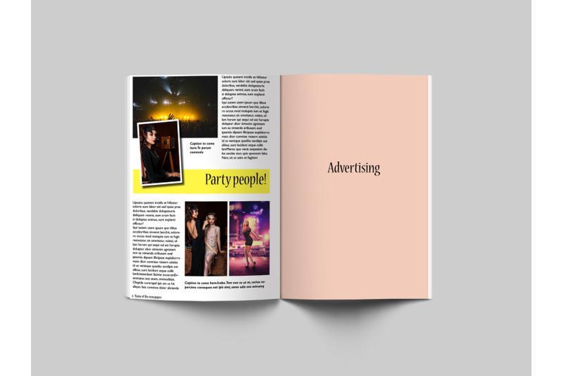 fashion-24-page-magazine-template