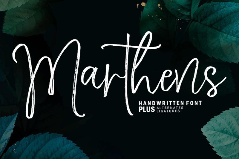 marthens-script