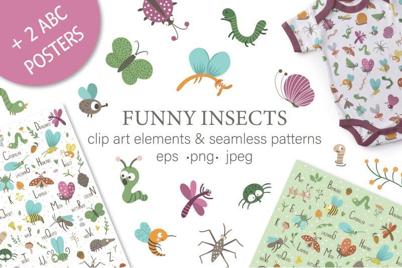 funny-insects