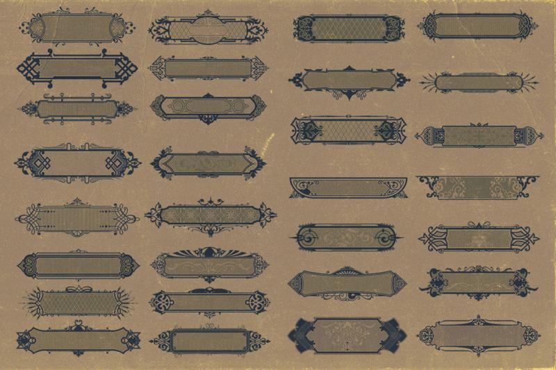 30-vintage-ornamental-banners