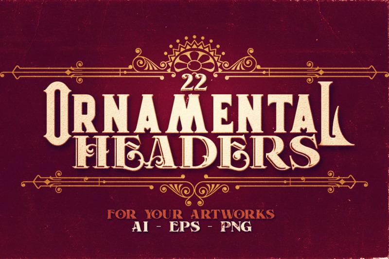 22-ornamental-headers