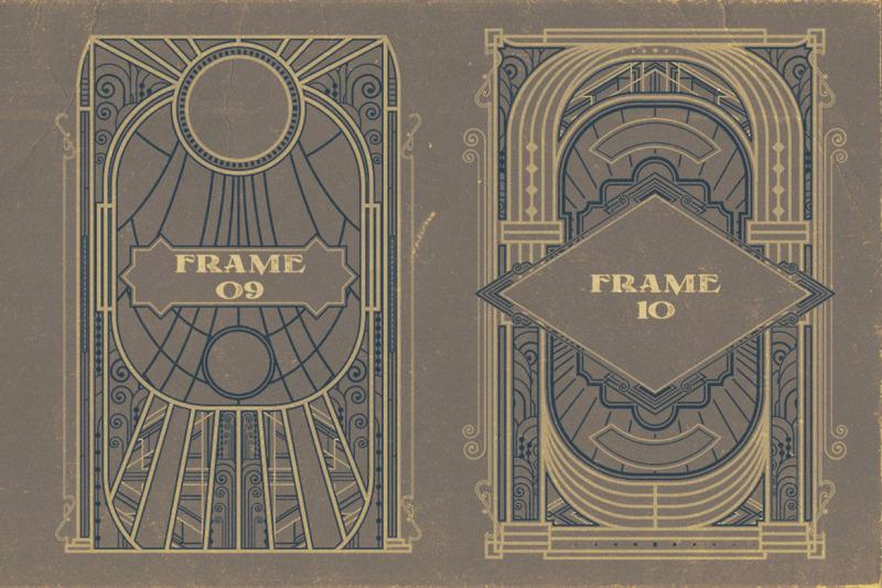 10-artdeco-frames