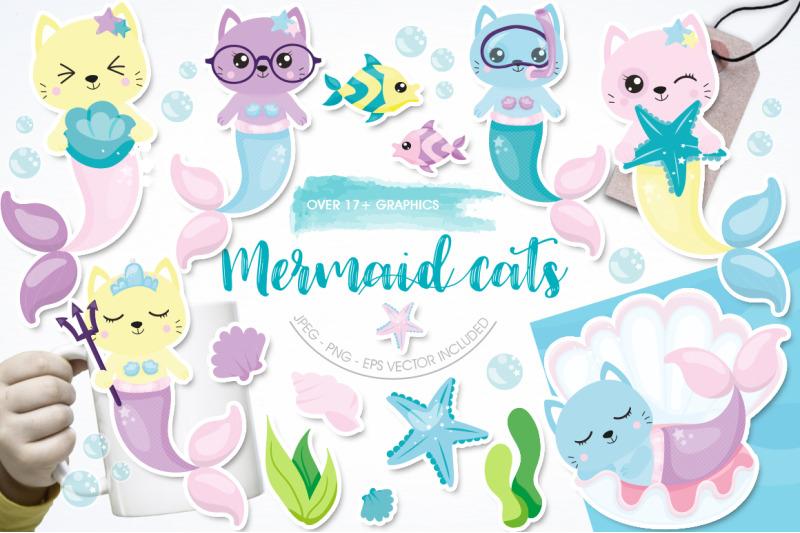 mermaid-cats