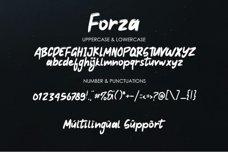 forza-brush-typeface-font