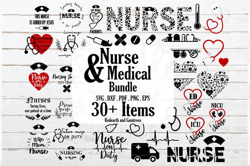 nurse-and-medical-bundle-nurse-quotes-svg-png-dxf-eps-pdf