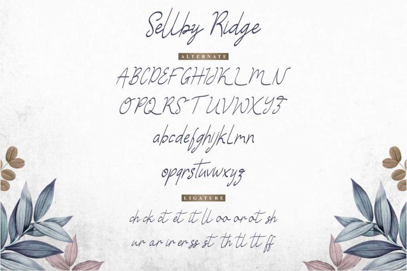 sellby-ridge