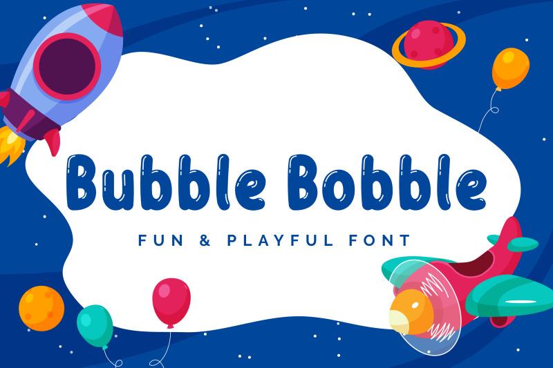 bubble-bobble