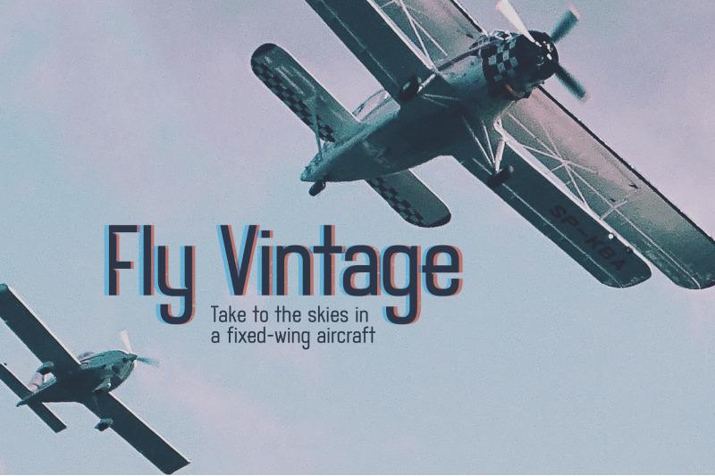 airwings-retro-narrow-sans-serif