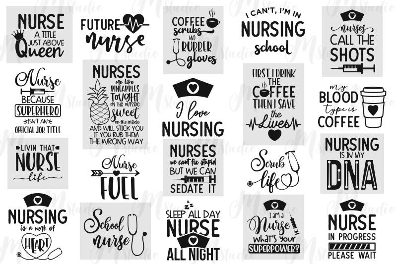 nurse-quotes-svg-bundle