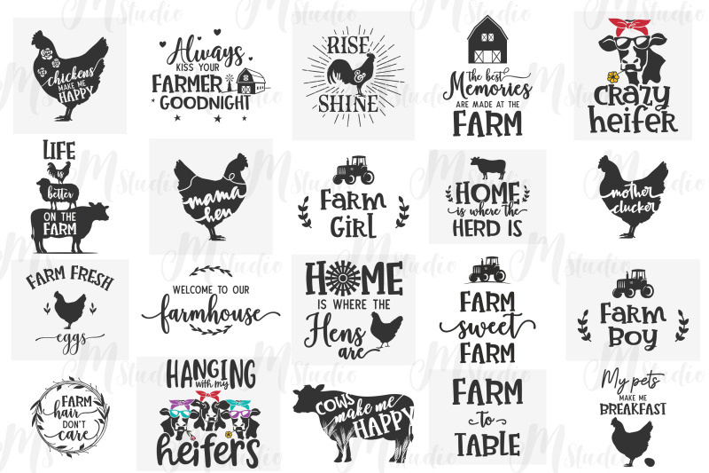 farm-svg-bundle