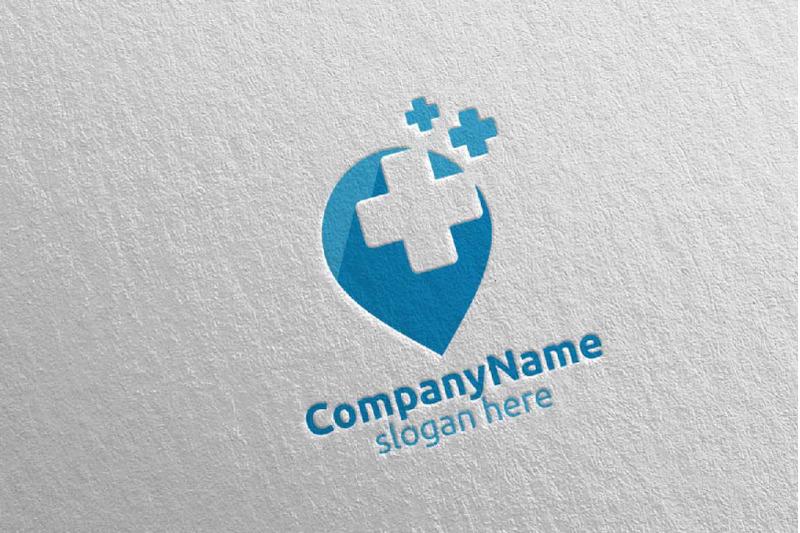 pin-locator-cross-medical-hospital-logo-14