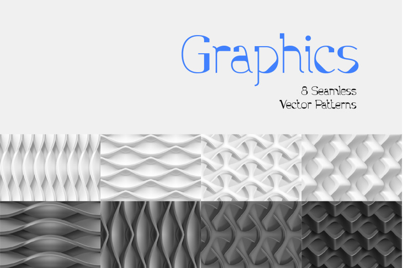 parallax-font-and-graphics