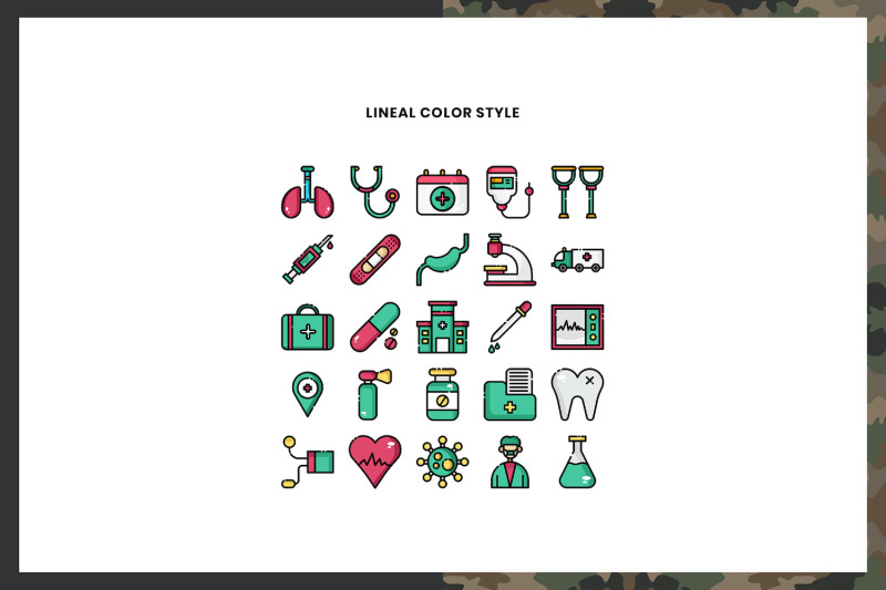 hospital-icons-pack