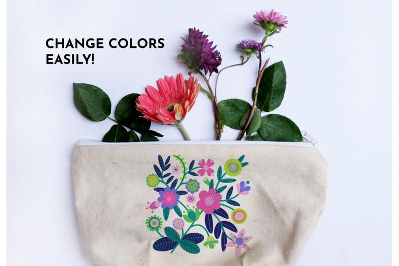 folk-flower-pattern