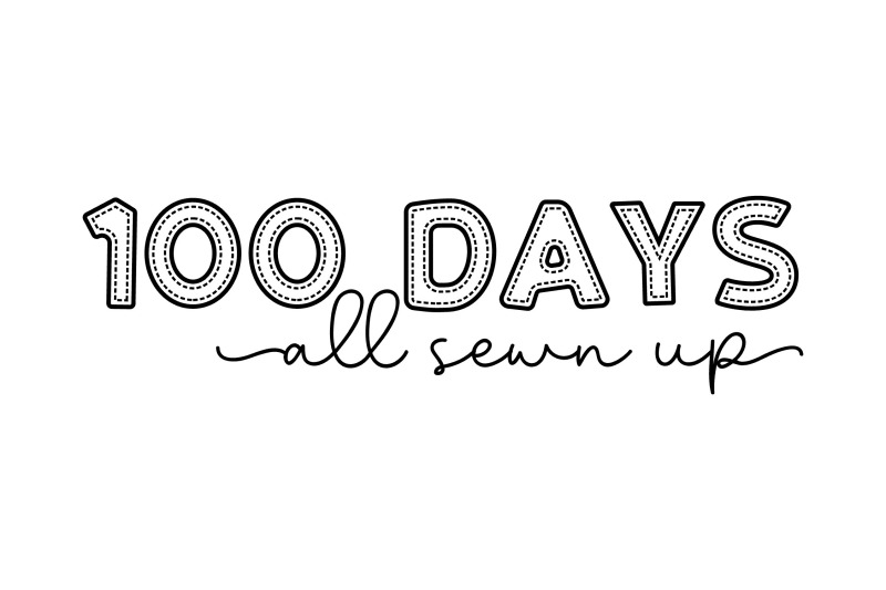 100-days-all-sewn-up-svg-png-eps