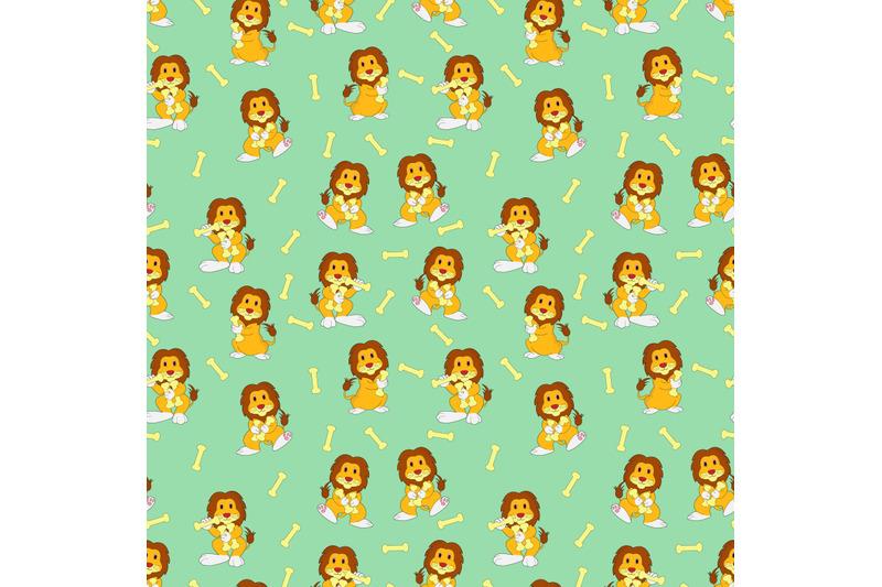 lion-pattern