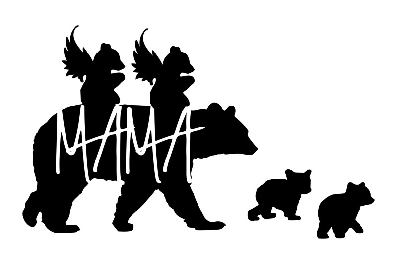 mama-bear-with-2-babies-and-2-angels-svg-png-eps