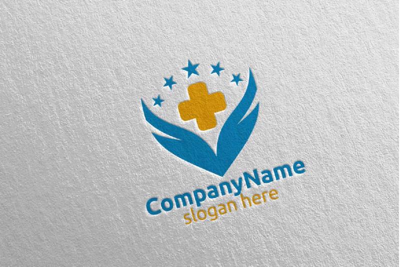 cross-wings-medical-hospital-logo-36