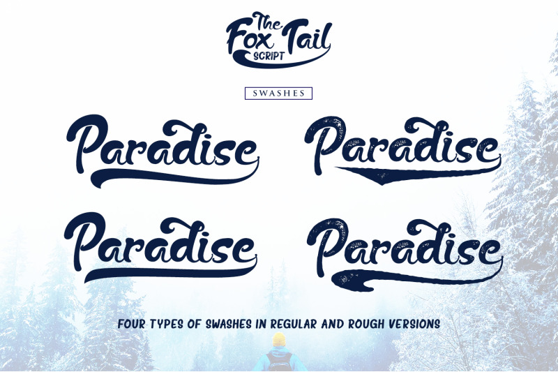 the-fox-tail-font-duo