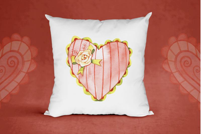 watercolor-hearts-cliparts