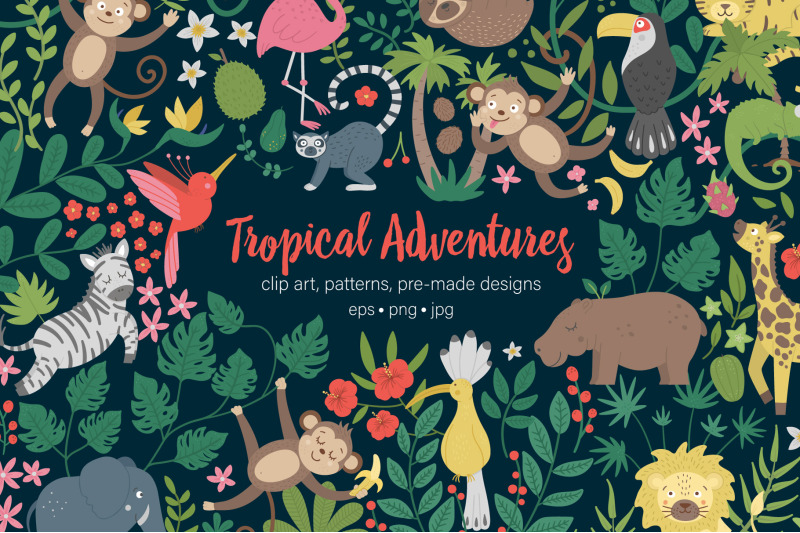 tropical-adventures