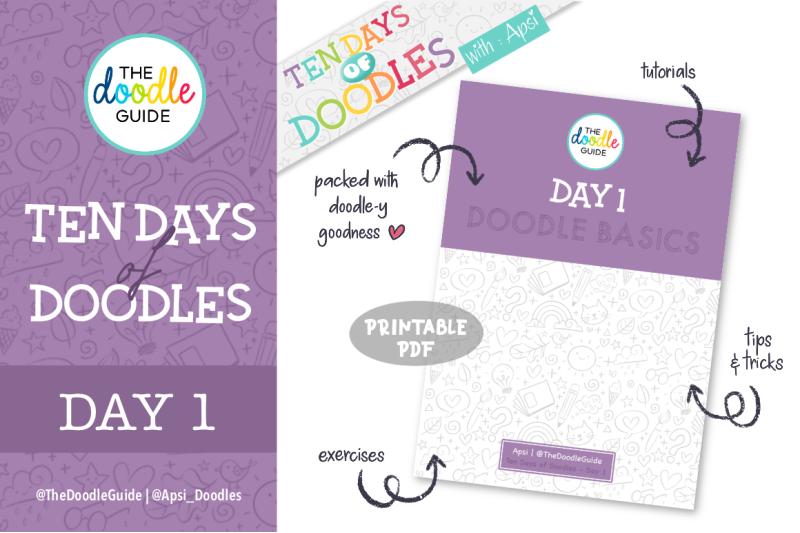 ten-days-of-doodles-day-01-doodle-basics