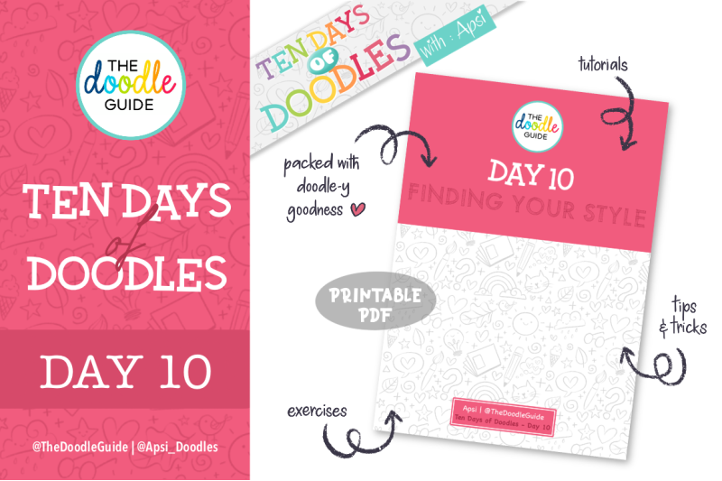 ten-days-of-doodles-day-10-find-your-style