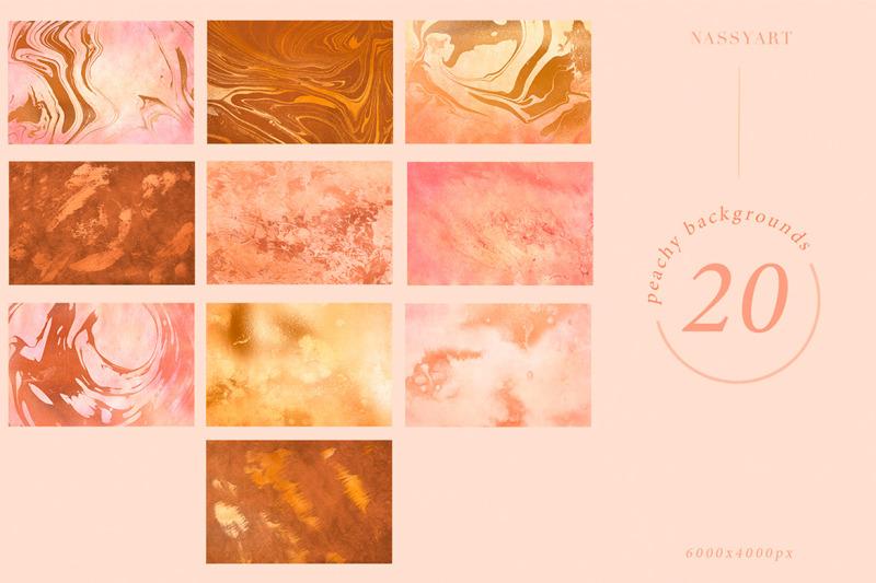 60-peach-and-cream-textures