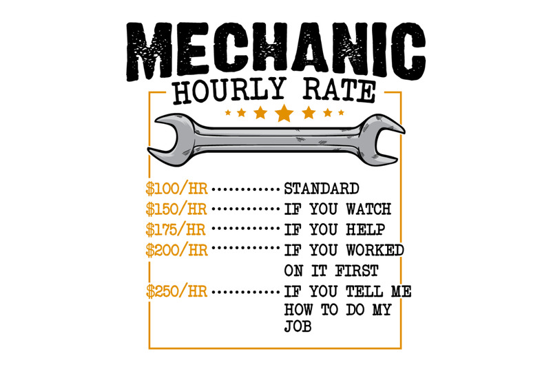 mechanic-hourly-rate