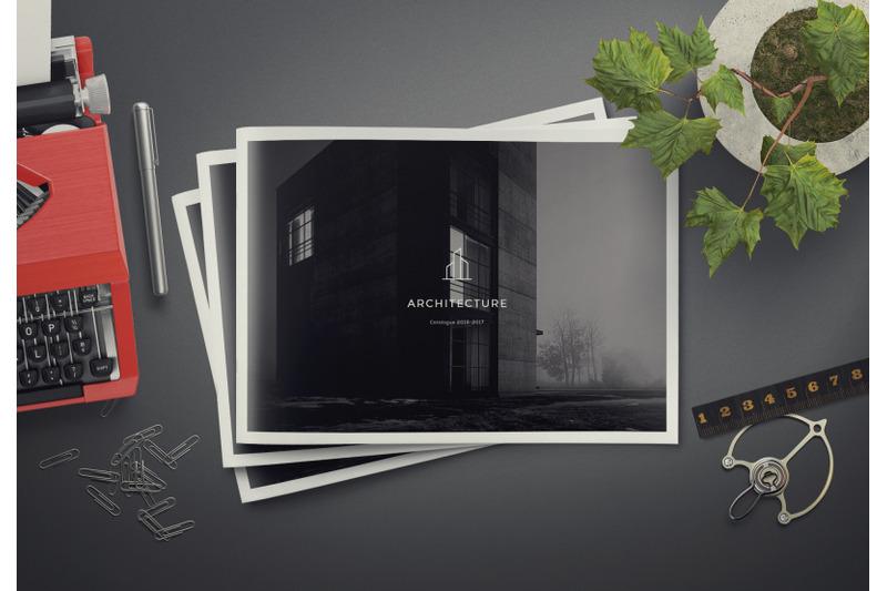 architecture-landscape-brochure