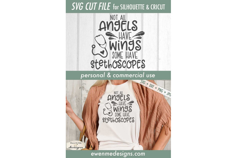 not-all-angels-have-wings-some-have-stethoscopes-svg
