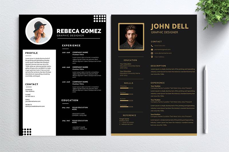 cv-resume-2-concept-bundles-mc-vol-23
