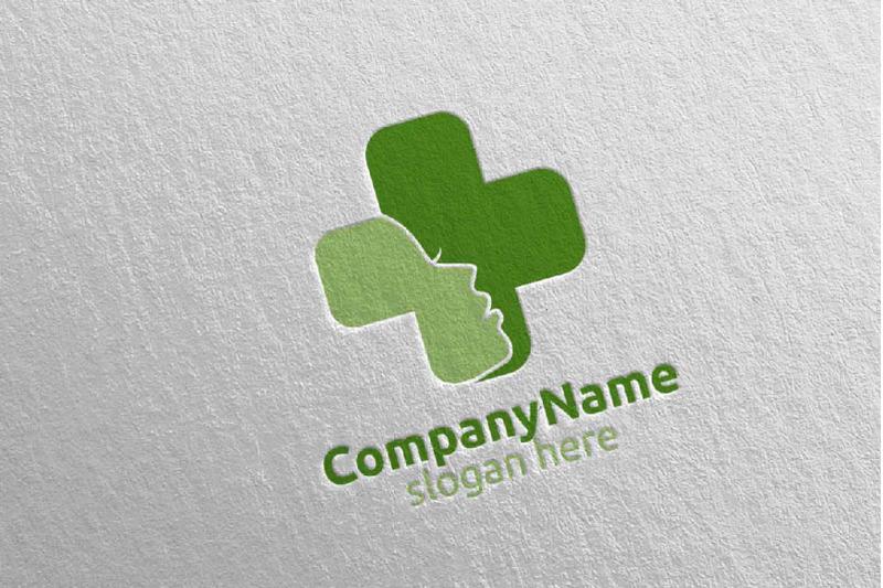 beauty-cross-medical-hospital-logo-design-44
