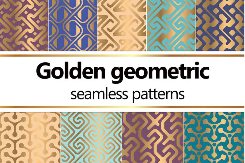 golden-luxury-geometric-patterns