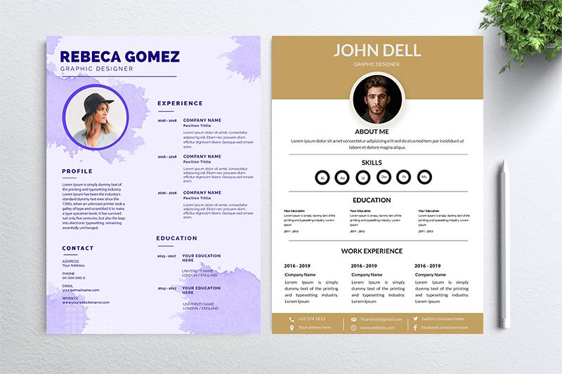 cv-resume-2-concept-bundles-mc-vol-29