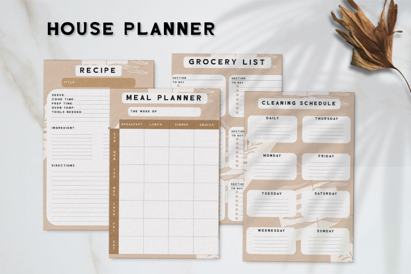 house-planner-template