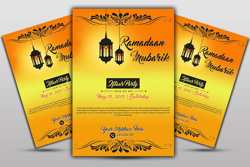 ramadan-mubarik-flyer