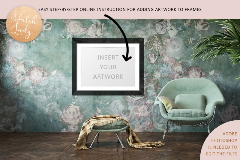 psd-art-frame-mockup-set-1