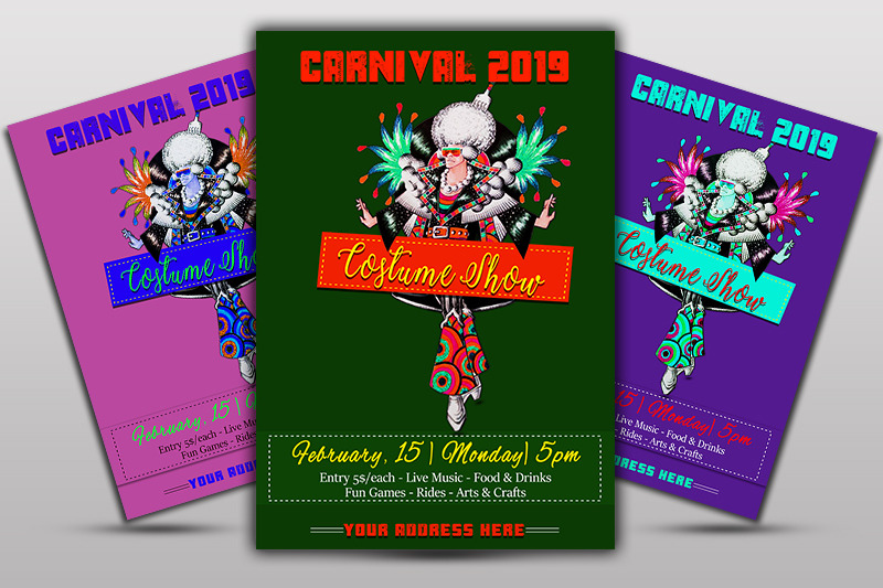 carnival-show-nbsp-flyer