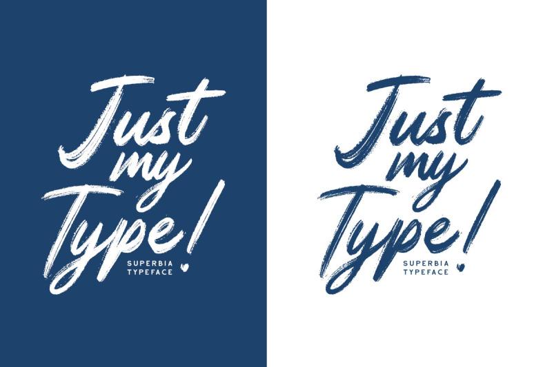 superbia-typeface