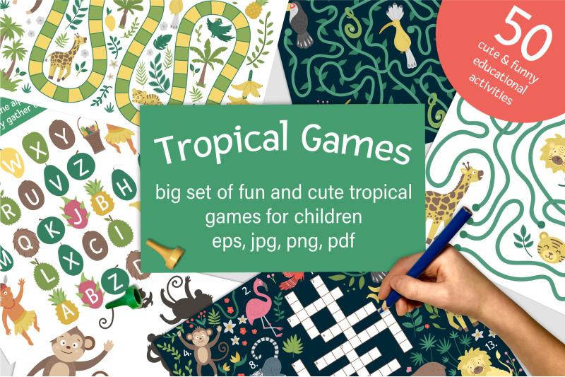 tropical-games