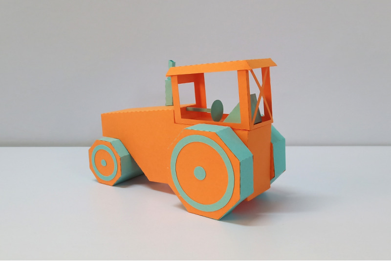 diy-road-roller-3d-papercraft