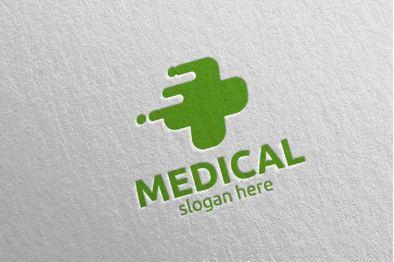 fast-medical-hospital-logo-design-113