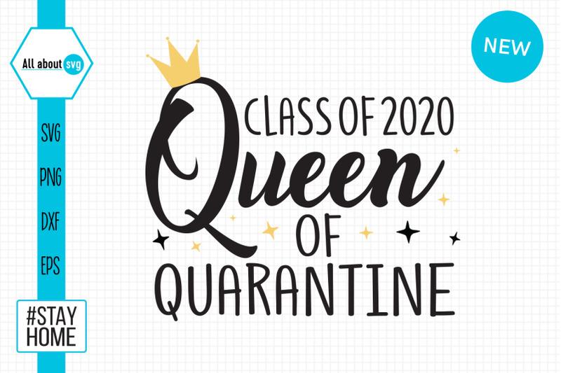 queen-of-quarantine-svg