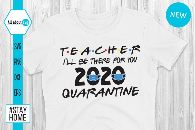 teacher-2020-quarantine-svg