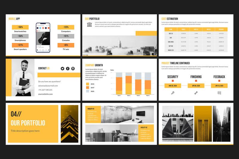 company-presentation-google-slides